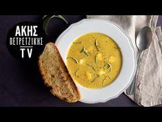 Σούπα κολοκύθας από τον Άκη Πετρετζίκη! Φτιάξτε εύκολα και γρήγορα μία φθινοπωρινή, κλασική κολοκυθόσουπα με πολλά μπαχαρικά! Τέλειο πρώτο πιάτο! Greek Dishes, Pumpkin Soup, Quick Easy Meals, Healthy Recipes, Healthy Food, Bacon, Veggies, Eat, Ethnic Recipes