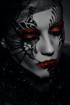 Halloween makeup❤️Studió Parrucchieri Lory (Join us on our Facebook Page)  Via Cinzano 10, Torino, Italy.