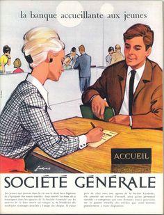 Banque Société Générale - Jours de France, 14 novembre 1964