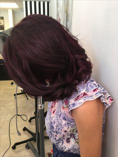 violet plum purple