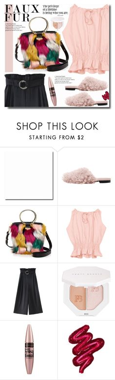 """""""Style for her"""" by soks ❤ liked on Polyvore featuring Milly, Puma, Maybelline and Obsessive Compulsive Cosmetics"""