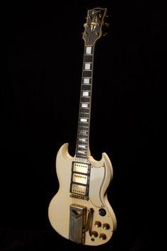 """Another one on my """"Dream List""""    1961 Gibson LES PAUL """"SG' CUSTOM"""