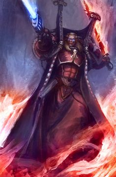 Mephiston, Master Librarian of the Blood Angels