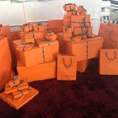 This weekend....my armada of Orangeboxes!!