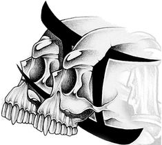 1000+ images about Tattoo Design on Pinterest | Skull Tattoo ...