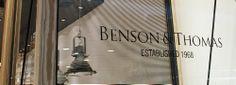 BENSON & THOMAS
