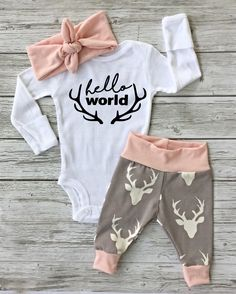 A personal favorite from my Etsy shop https://www.etsy.com/ca/listing/476181279/pink-deer-newborn-baby-coming-home