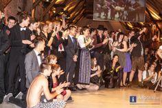 #Ballfotos: die Klassen 5HLKa & 5AHELI von HLW #Schrödinger und #HTLBuVA #Bulme feierten ihren #Maturaball in der #Seifenfabrik #Graz am 16. November 2013. Unter der Choreographie der #Tanzschule #Eichler wurde der Ball mit einer Polonaise in Weiß und Tracht eröffnet. Musikalische Unterhaltung Band #High #Five.