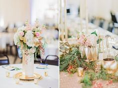 Jenna and Stephen's Quincy Illinois Wedding photographed by Catherine Rhodes Photography, Destination Wedding Photographer based in Missouri Lake View, Floral Design, Reception, Table Decorations, Create, Wedding, Home Decor, Valentines Day Weddings, Decoration Home