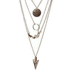 DDLBiz® Gioielli Collana, Donna multistrato irregolare pendente di cristallo dell'oro Collana Dichiarazione DDLBiz http://www.amazon.it/dp/B01761SEQC/ref=cm_sw_r_pi_dp_PREWwb0D5NYGV