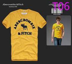 New Abercrombie & Fitch T5 Fashion Surfer Summer Men T-shirt