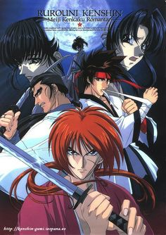 Ruroni Kenshin The one that started it all for me