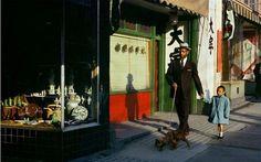 Fotografías urbanas en color de Fred Herzog en Vida en analógico en Magazine - Lomography