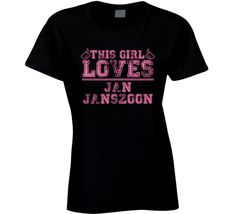 This Girl Loves Jean Lafitte Popular Pirate Fan T Shirt John Evans, Pirate Movies, Love Jeans, Shirt Sale, Sport T Shirt, Pirates, One Piece, Fan, Popular