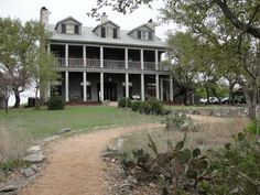 inn above onion creek in kyle, tx. so tranquil, and the rooms are luxurious!