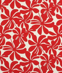 Shop Premier Prints Outdoor Twirly American Red Fabric at onlinefabricstore.net for $8.98/ Yard. Best Price & Service.