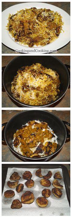 Eggplant And Mushroom Polenta Bake | taste bud delights | Pinterest ...