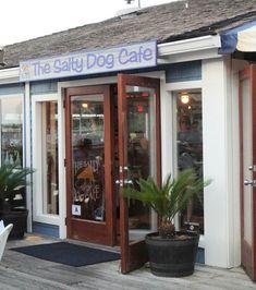 the salty dog cafe, hilton head island, sc