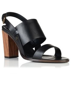 Superdry Blake Heeled Sandals Brown on sale in the UK along with many other sportswear and outdoor items available online Strappy Sandals, Heeled Sandals, Superdry, Block Heels, Open Toe, Boots, Bridges, Gap, Black