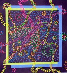 ALEX6299's art on Artsonia - like the framing - using sheet of paper?