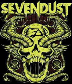 Sevendust poster