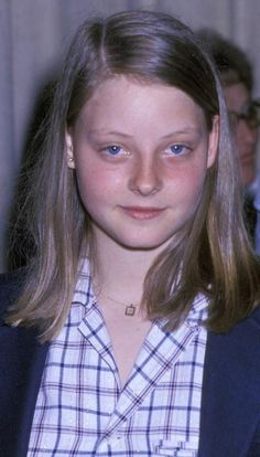 Jodie Foster during Tribute to Walt Disney April 19 1978 at UCLA in Los Angeles California United States