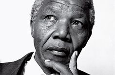 True hero and a great human - Nelson Mandela