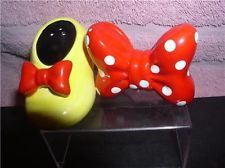 Minnie Mouse Bow & Shoe  - Salt & Pepper Disney