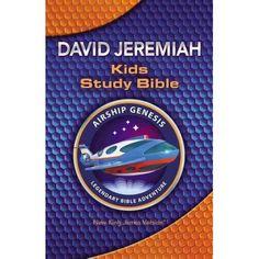 Airship Genesis Kids Study Bible : New King James Version (Hardcover) (David Jeremiah) : Target
