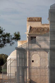 Hoher Wow-Faktor: Luftige Wiederauferstehung einer antiken Basilika