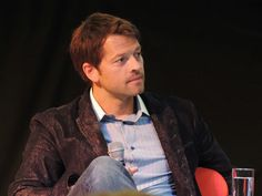 """Cora """"And here he is, the one and only Misha..."""
