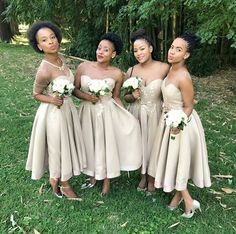✨Braidsmaid Dresses Amber Johnson about dang time for more wedding pins ✨ African Bridesmaid Dresses, Bridesmaid Dresses 2018, Bridesmaid Outfit, Pink Bridesmaids, Wedding Attire, Wedding Gowns, Wedding Blog, Wedding Reception, Lace Wedding