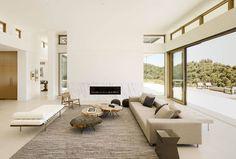 Silverado Trail Home by John Maniscalco Architecture