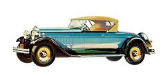 1930 Packard Standard Eight Roadster