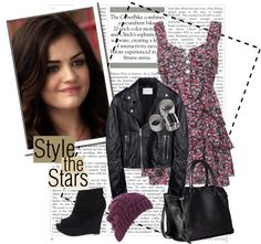 """""""Aria Montgomery from PLL 3"""" by kntcan9910 on Polyvore"""
