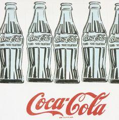 Coca-Cola, by Andy Warhol