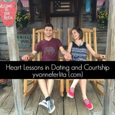 Yvonne Ferlita: Heart Lessons in Dating and Courtship: A Mother's Perspective
