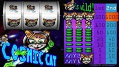 #CosmicCat video #slot is another game that Microgaming has added to its classic collection. It has 3 reels, 1 line, and a payout table with multiple columns.  Unlike other games from Microgaming, the music, graphics and sound effects are not exceptional but they are solid enough to keep you entertained. The #gameplay is fast-paced, but it is #relaxing and streamlined.