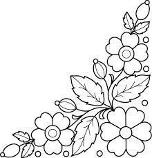 Would be pretty embroidery for pillowcases . Hand Embroidery Videos, Folk Embroidery, Hand Embroidery Patterns, Ribbon Embroidery, Beading Patterns, Embroidery Stitches, Machine Embroidery, Motifs Perler, Fabric Painting