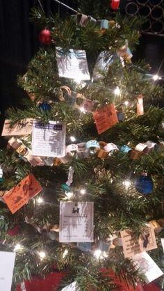 Monopoly game tree #christmas