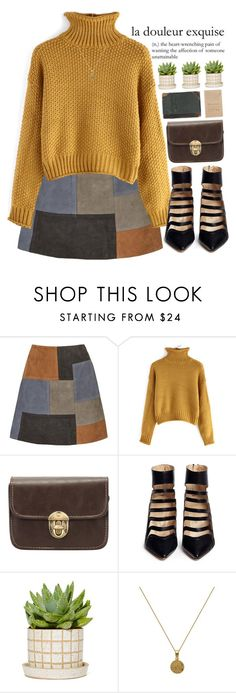 """""""le douleur exquise"""" by mihreta-m ❤ liked on Polyvore featuring M.i.h Jeans, Chelsea Paris, Cabinet and Blackbird Letterpress"""