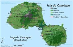 La Isla Ometepe | La exuberante vida entre dos volcanes en Isla de Ometepe