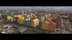 Video of the trip to Ukraine together with Aryz, where we he was invited to paint a wall. During our stay there, there was only 7 hours of daylight, plus rain, cold…