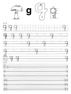 Albumarchívum Handwriting Worksheets, Alphabet Worksheets, English Language Learning, Home Learning, Baby Quotes, Special Education, Preschool Activities, Teacher, Album