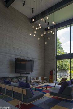ALD House in Cuernavaca, Morelos-Mexico. | designed by Juan Carlos Baumgartner- SPACE studio