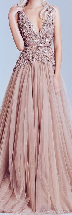 Love the dress silhouette, style is pretty - would personally want less texture on top part