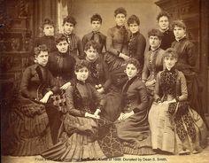 Delta Gamma 1886 Albion College
