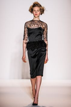 Lela Rose Fall 2013 Ready-to-Wear Fashion Show