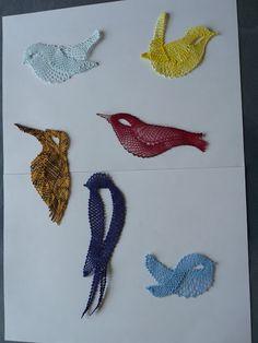 des petits oiseaux pour un décor collectif