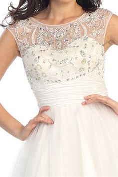 Prom Simply Lace Tiffany Blue Sparkle Short Bridal Wedding Homecoming Dress